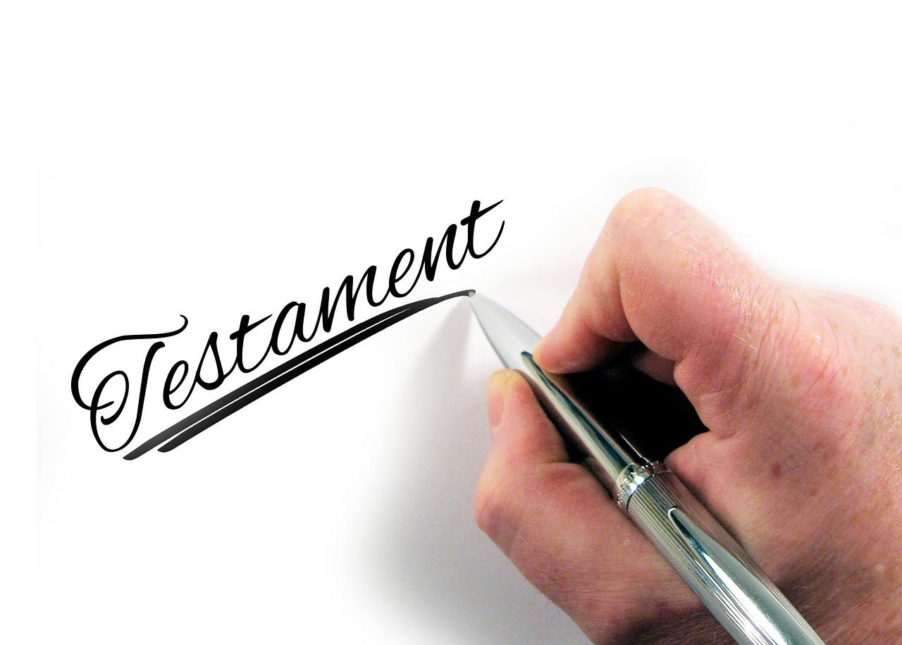 Wie schreibt man ein Testament richtig - dies erklärt Ihnen Lift Reith mit diesem Beitrag