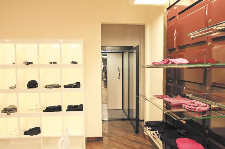 Der BLH-D Lift – Beispielreferenz für den Einzelhandel