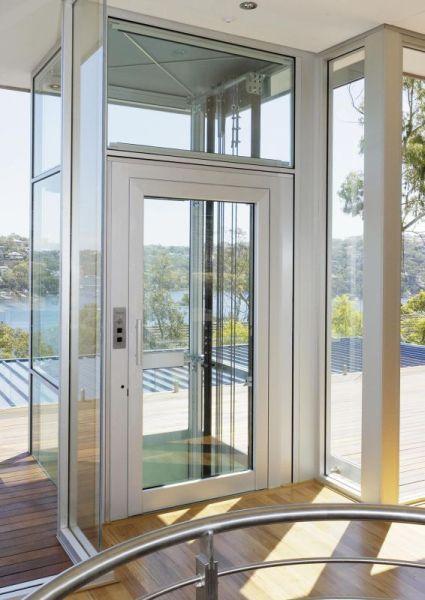 Der Mehrwert für Ihre Immobilie - der Hausaufzug BLH-D