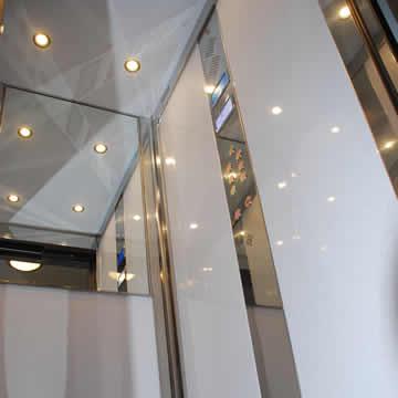 Homelifte von Lift Reith haben elegante und moderne Ausstattungsmöglichkeiten