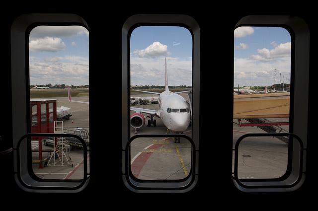 Flugreisen mit dem Rollstuhl sollten frühzeitig geplant werden / Photo credit: jo_web via Visualhunt.com / CC BY-SA