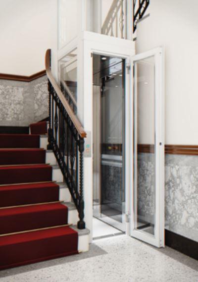 Fahrstuhl Einfamilienhaus Preis personenaufzug abmessungen und größen