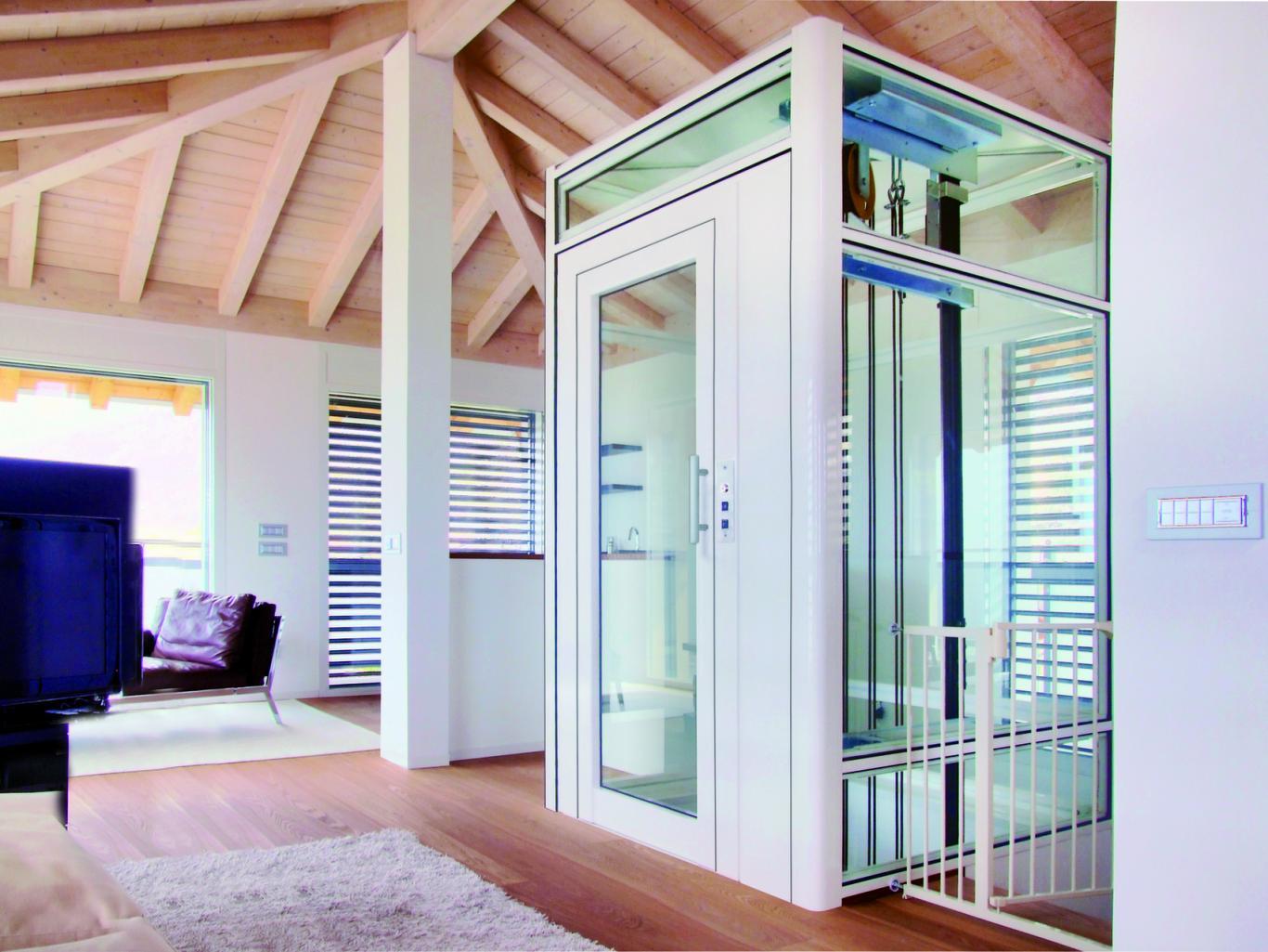 personenaufz ge f r hotel oder pension. Black Bedroom Furniture Sets. Home Design Ideas