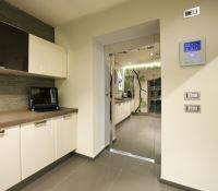 Automatik-Schiebetuer für den Homelift BLH-D XL