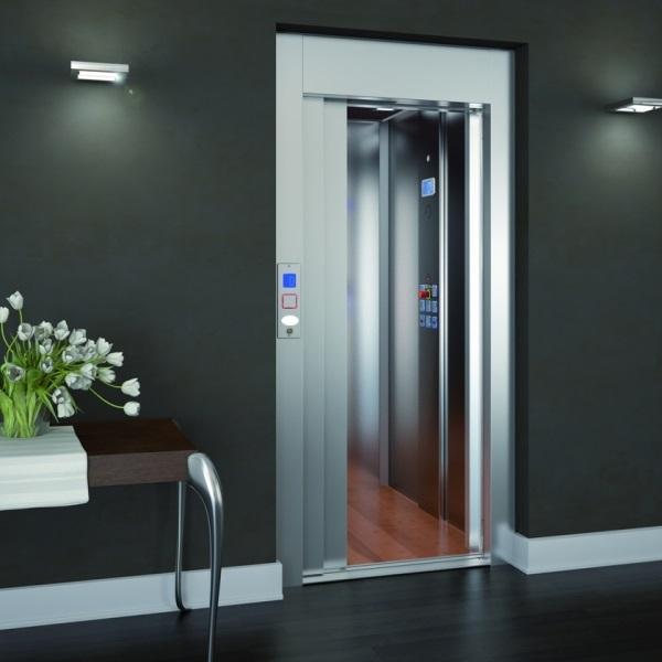 Der Hydrauliklift BLH-V ist die ideale Alternative zum klassischen Aufzug