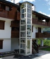 Das Homelift Modell BLH-V ECO von Lift Reith