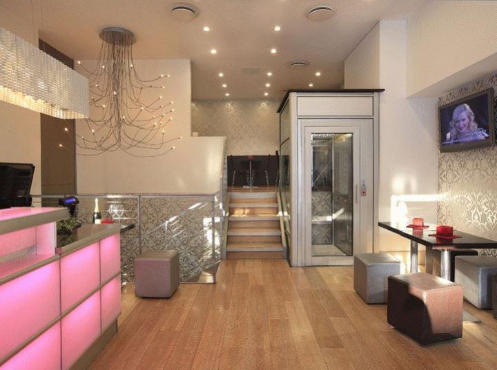 BLH-D Fahrstuhl für Hotels, Pensionen, Ferienhäuser, Gasthäuser und Bars