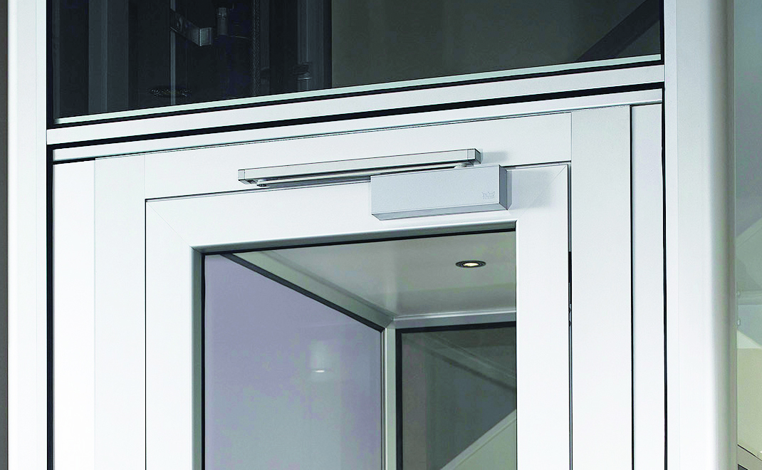 Automatische Türöffner für Homelifte von Lift Reith