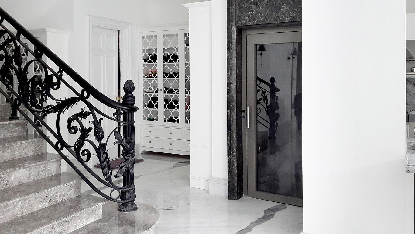 Unser Luxus - Homelift Lilli überzeugt durch Stil und Eleganz