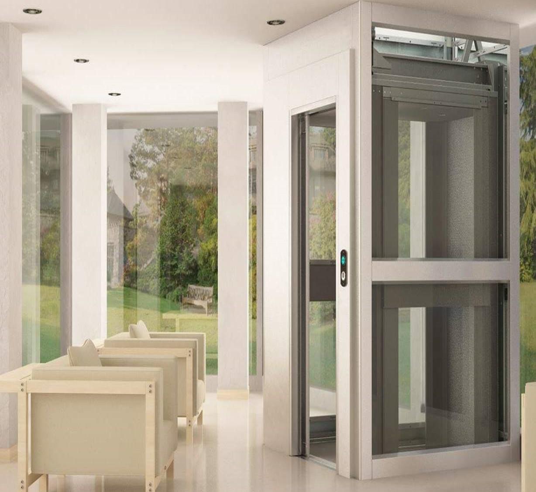 Homelift Monte Rosa - Lift für private oder öffentliche Immobilien