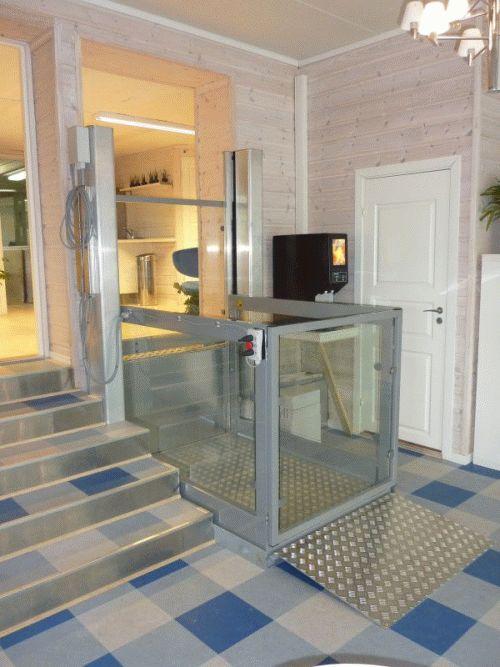 hubb hnen mit einer f rderh he bis zu 3 m von lift reith. Black Bedroom Furniture Sets. Home Design Ideas