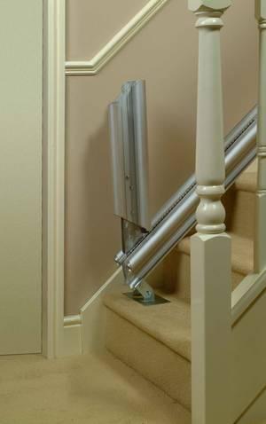 Treppenlift Modelle Flow und Superglide